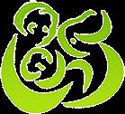 Лого на акушерски консултативен център Аз Ти То